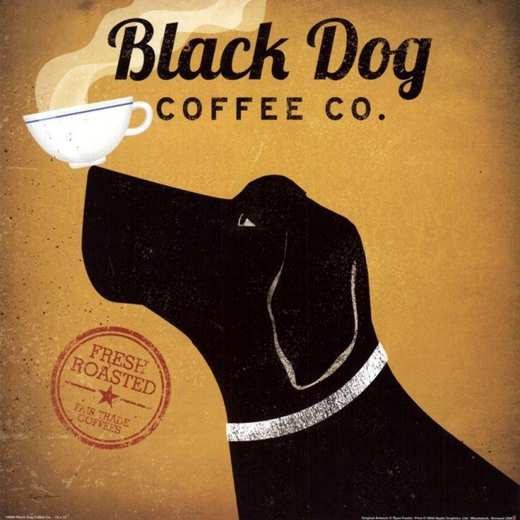 Ryan Fowler Black Dog Coffee Co