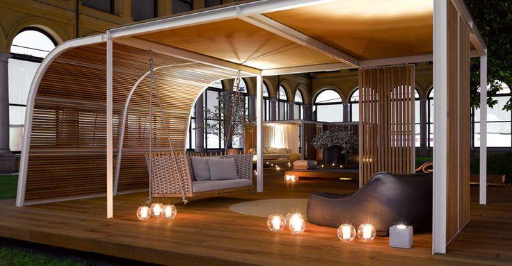 Modern Cabana, Like its