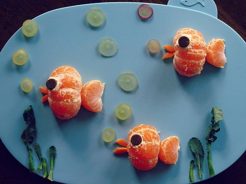 Fruit fish!