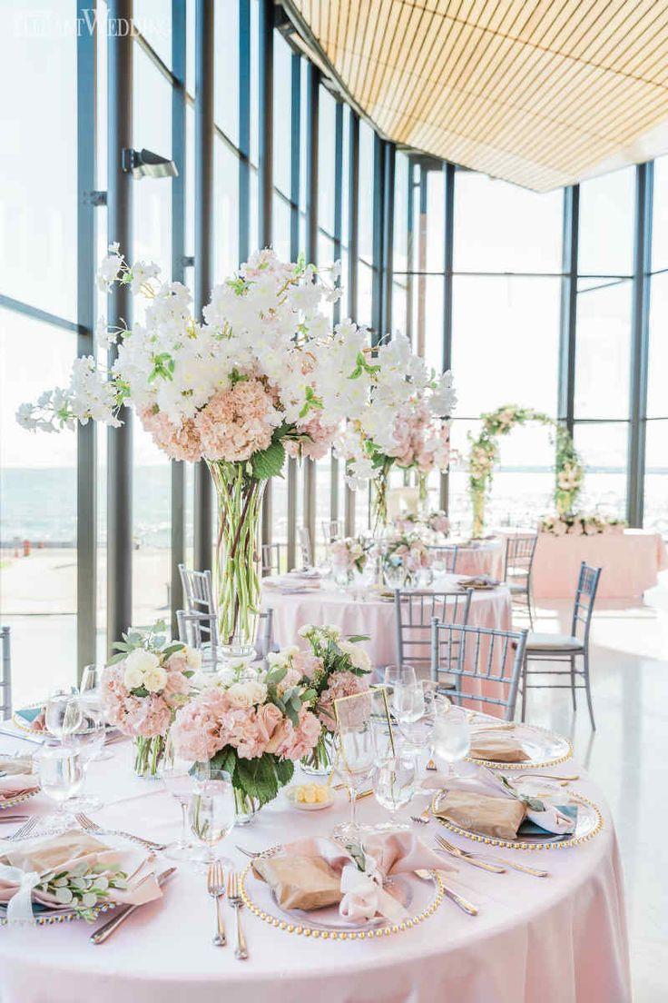 A Blush Pink Garden Wedding Elegantwedding Ca Cheap Wedding