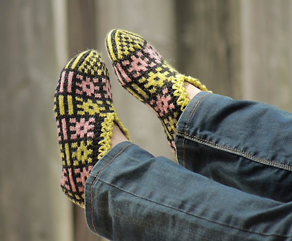 $15 #Handmade #Knit #Crochet #accessories #stylish #discount #cheap #slippers