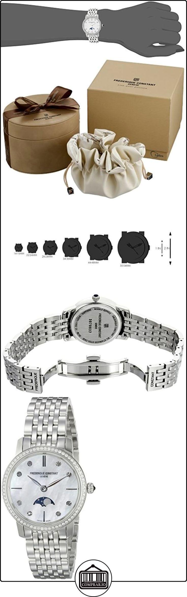 Reloj-Frederique Constant-para Mujer-FC-206MPWD1SD6B  ✿ Relojes para mujer - (Lujo) ✿