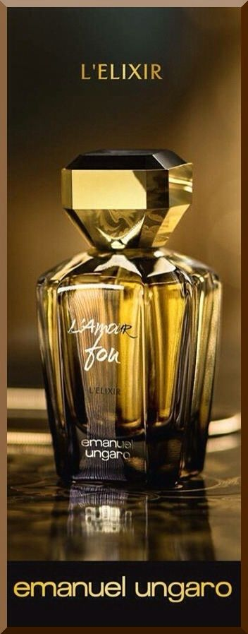 ~Emanuel Ungaro, L'Amour Perfume | The House of Beccaria#