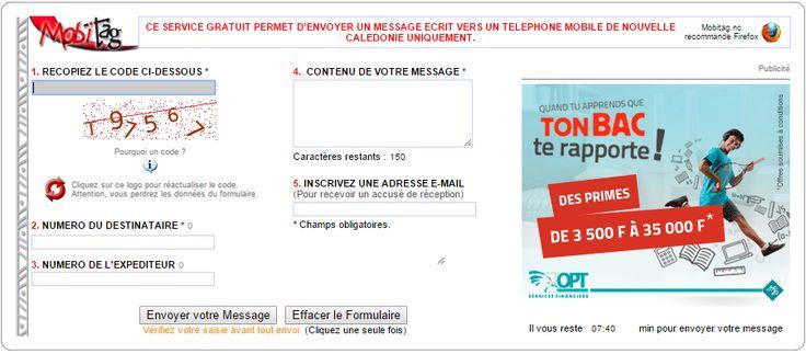 Envoyer SMS gratuit
