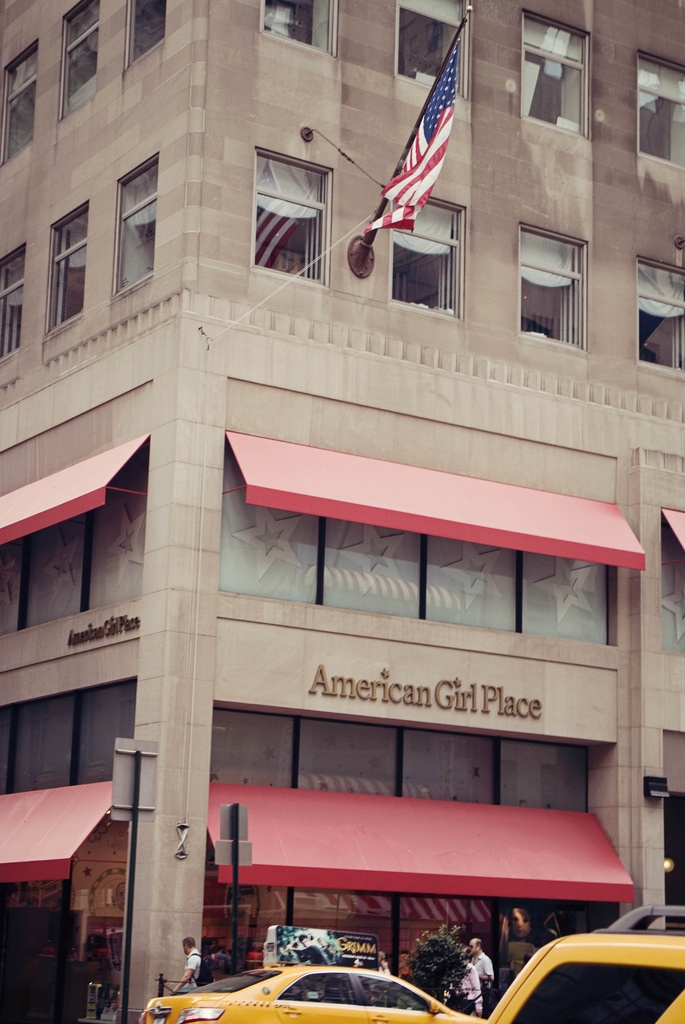 Keep Address to go by and take picture of for emily...american girl, 609 Fifth Avenue at 49th Street, New York, NY 10017