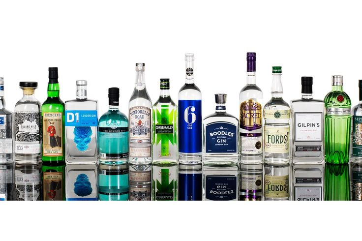 The best London dry gin to craft the perfect gin and tonic (or gin cocktail)