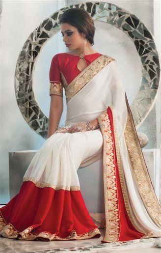 http://www.designersandyou.com/saree-blouse/designer-sarees/red-saree-blouse-patterns-of-jewel-neckline-half-sleeve-and-lace-work-1871