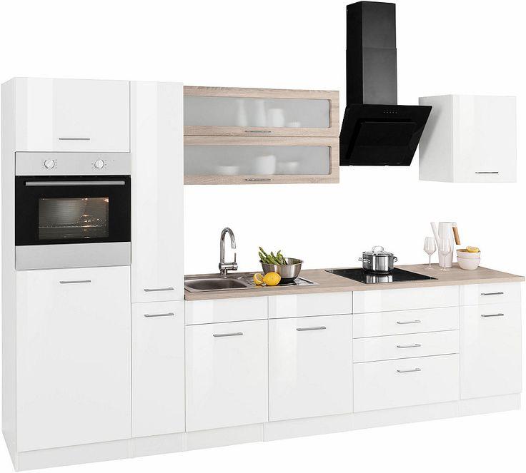 Held Möbel Küchenzeile ohne E-Geräte »Utah«, Breite 320 cm Jetzt - küchenblock 270 cm