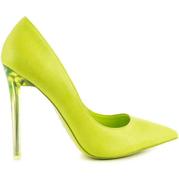 Yellow Green Heels - Ha Heel