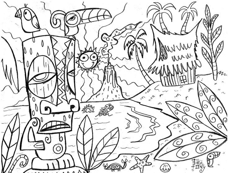 4203 best coloring 3 images on Pinterest | Coloring books, Coloring ...