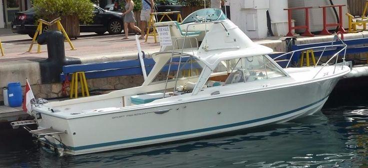 1970 Riva Bertram 25 SPORT FISHERMAN Power Boat For Sale - www.yachtworld.com