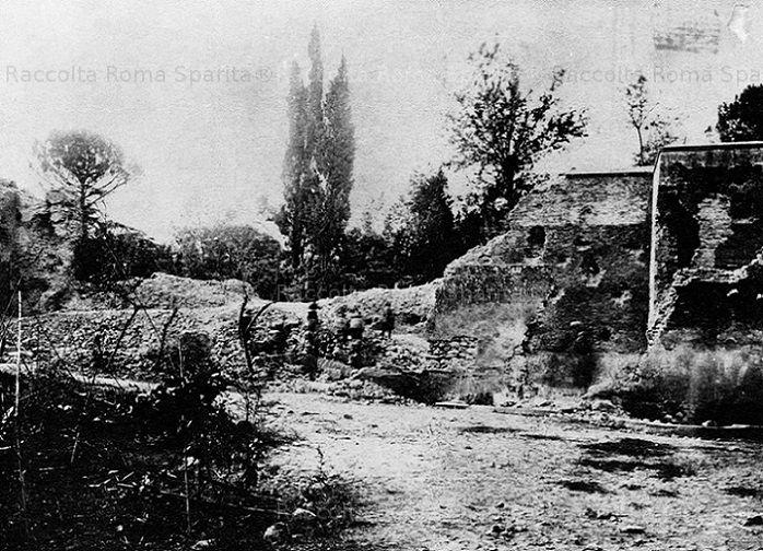 Breccia di Porta Pia Anno: Settembre 1870
