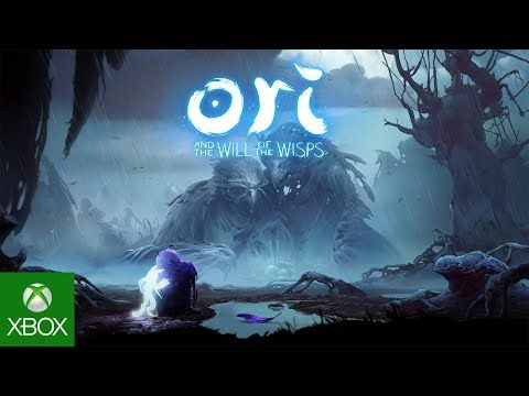 Ori and the Will of the Wisps - E3 2017 - 4K Teaser Trailer - YouTube