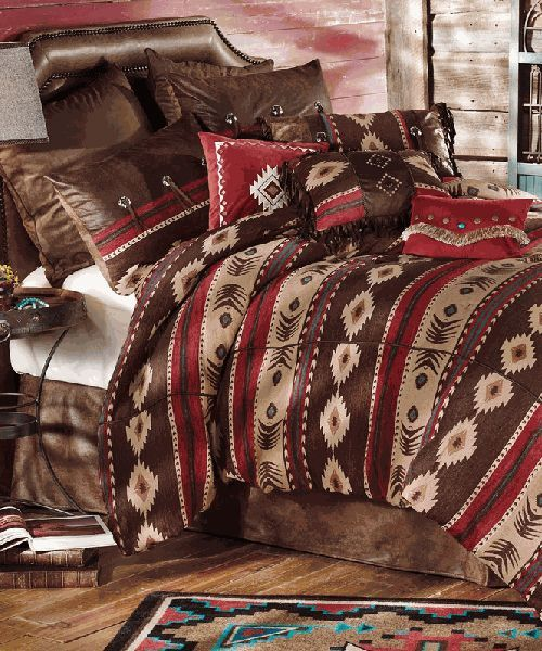 Best 20 rustic bedding sets ideas on pinterest rustic for Western style beds