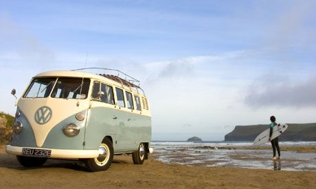 Rent a campervan - fantastic idea