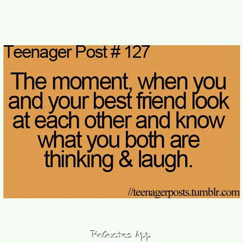 Teenager Posts Of The Week: True Friendship And The ... |Teenager Post About Friendship