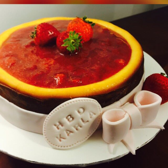 Cheesecake For a Love One. Free delivery 786 614 7042