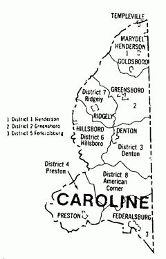 Caroline County, MD.