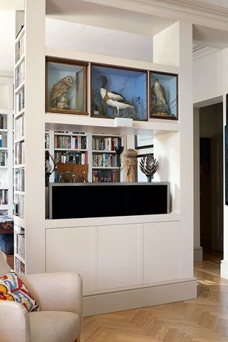 How to hide a TV - Television Storage Design Ideas (houseandgarden.co.uk)