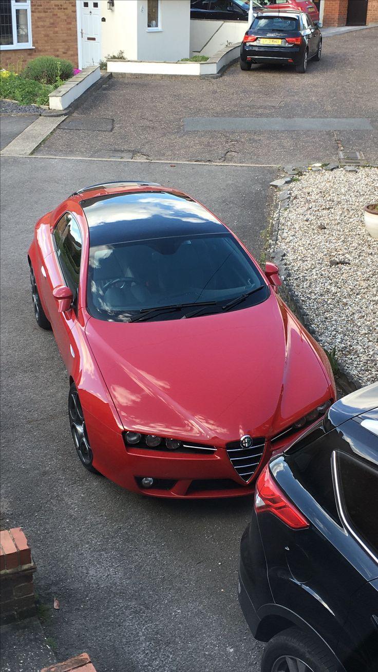 Alfa romeo brera innovation the o jays