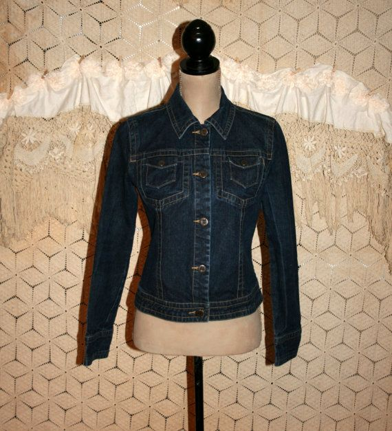1000  ideas about Blue Jean Jacket on Pinterest   Upcycled