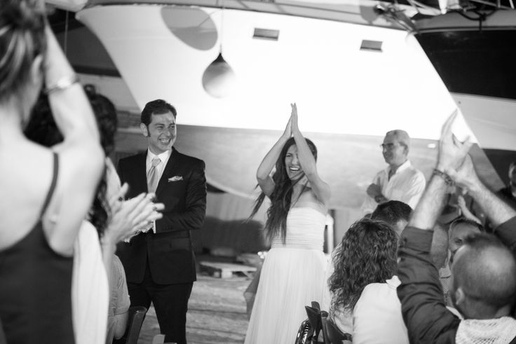 TARSANAS WEDDING PARTY-SYROS happy couple unforgettable moments | lafete