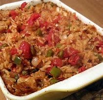 Baked Spanish Rice | The Cooking Insider