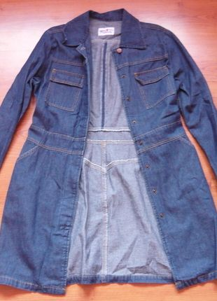 Kup mój przedmiot na #vintedpl http://www.vinted.pl/damska-odziez/krotkie-sukienki/8560896-dzinsowa-sukienka-na-guziki