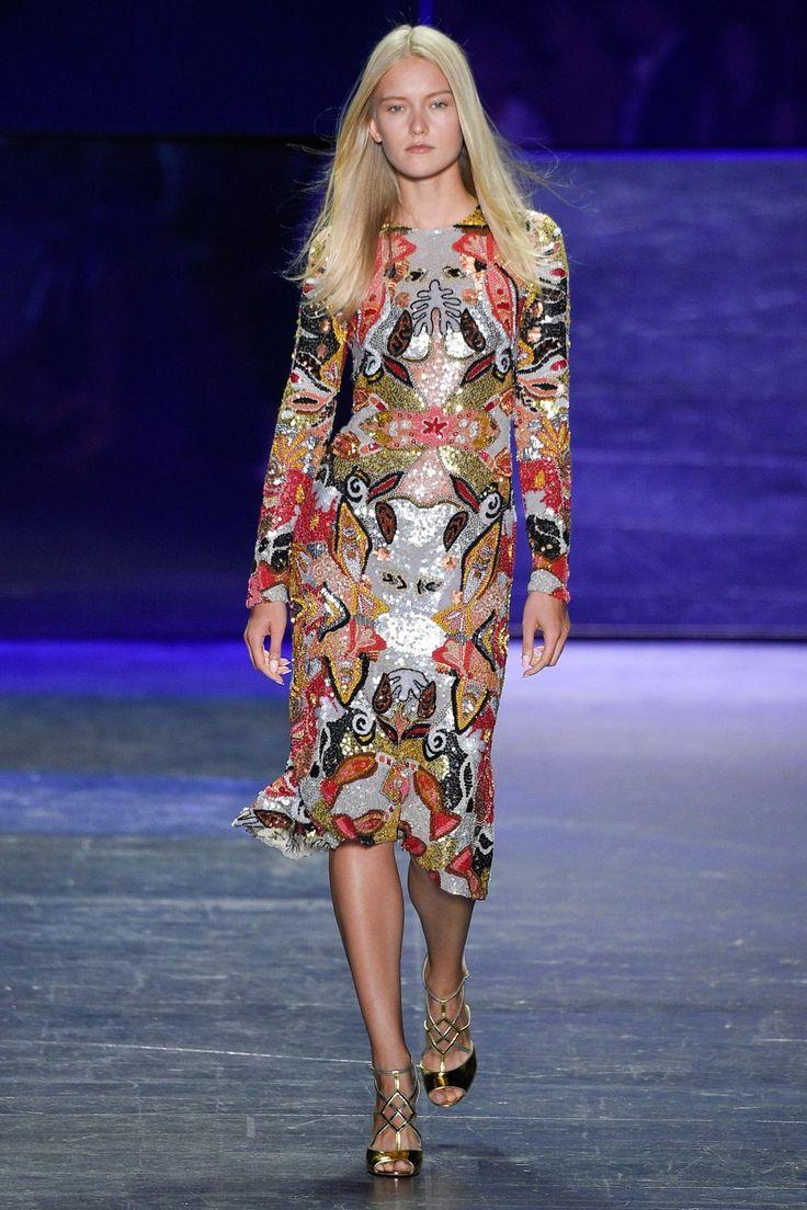 Naeem Khan New York Spring/Summer 2017 Ready-To-Wear Collection | British Vogue