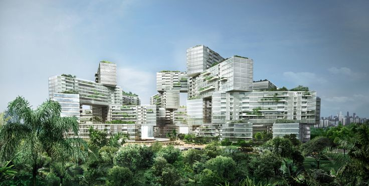 The Interlace:  180 Depot Road Singapore - 109684.