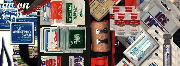 命を守る為のアウトドア救急用品の内容とは? |ファーストエイド・キット