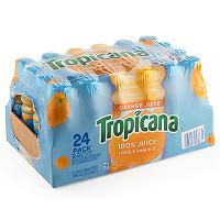 Tropicana® 100% Orange Juice - 24/10 oz. bottles - Sam's Club