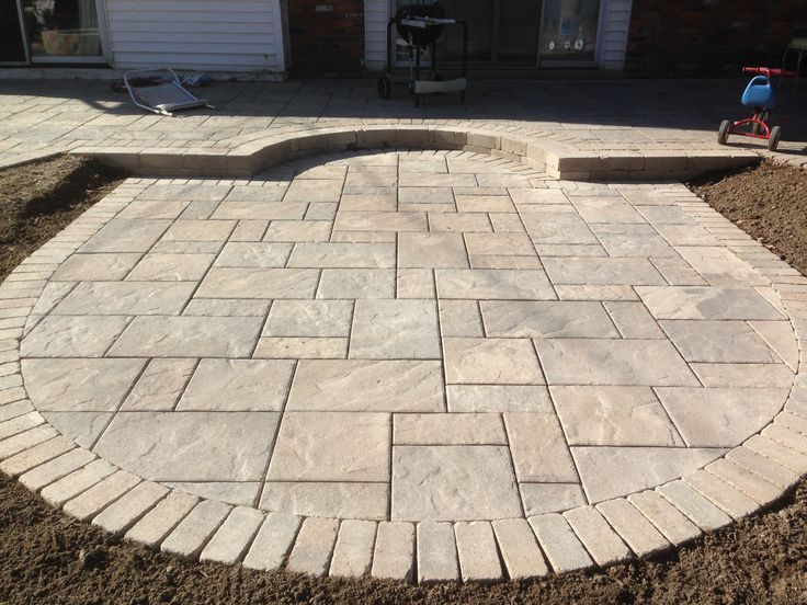 Outdoor Pavers Castle Hill : Best images about landscape hardscape on