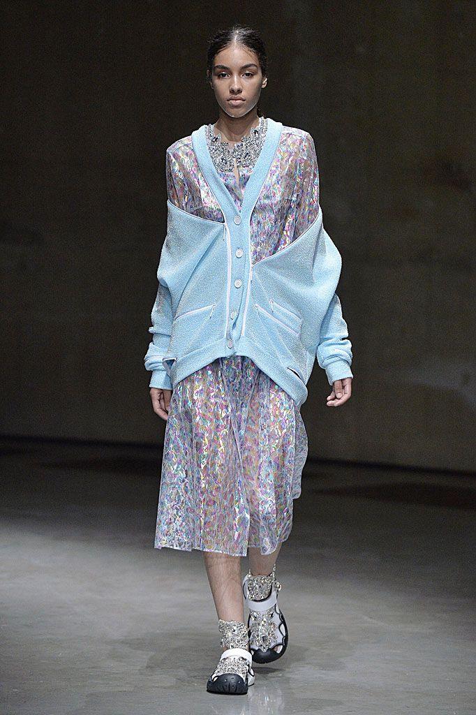 London Fashion Week - Christopher Kane spring/summer 18