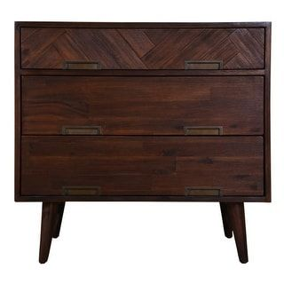 "Shop for Sagehill Designs PK3621D Parkett 36"" Vanity Cabinet Only - Less Vanity Top. Get free delivery at Overstock.com - Your Online Furniture Outlet Store! Get 5% in rewards with Club O! - 22976262"