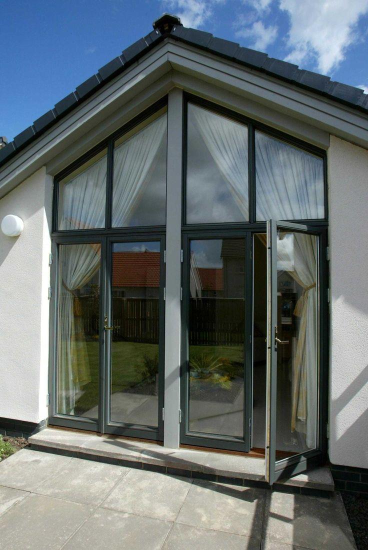 High quality Scandinavian timber windows and doors in Bo'ness