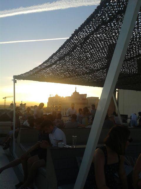 Um Raio De Sol Na Água Fria : One day i'll move to Madrid...