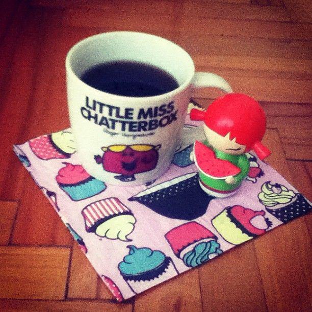 #momiji #momijisevgiyiyay #misschatterbox #coffeecup #coffee