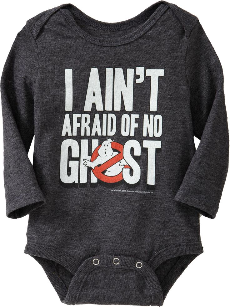 Ghostbusters&#153 Bodysuits for Baby Product Image