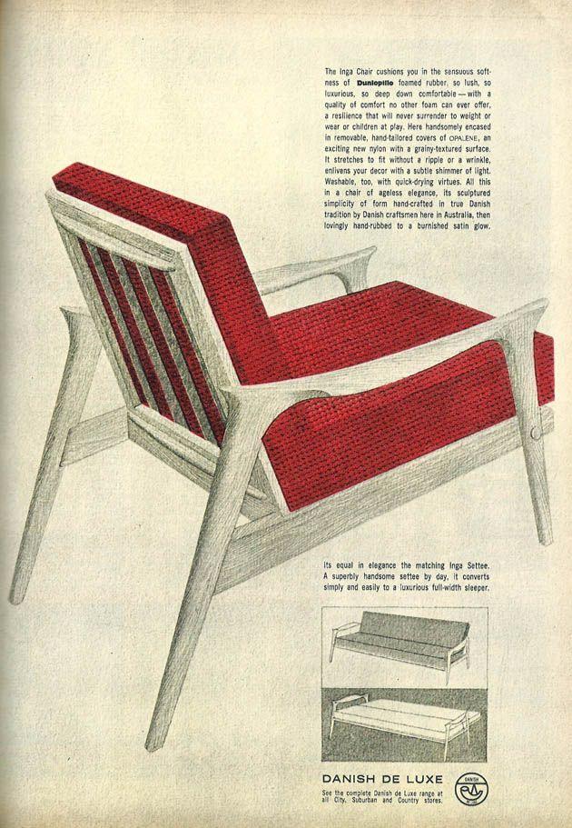 Best 20 danish furniture ideas on pinterest mid century furniture retro furniture and - Furniture advertising ideas ...