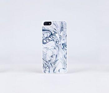 The Swirl iPhone Case