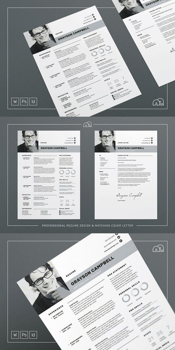 Resume Templates 127 best Resume Templates images