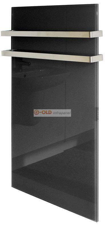 G-OLD Törölközőszárító infrapanel GR 500-D