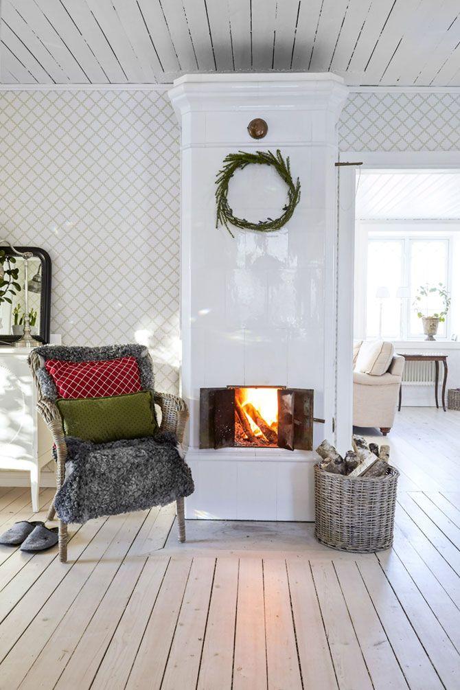 I stadsdelen Pryssgården i Norrköping ligger detta inspirerande 1920-talshus