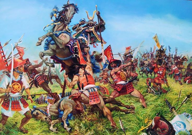 Battle of Sekigahara was a decisive battle on October 21, 1600 that preceded the establishment of the Tokugawa shogunate.