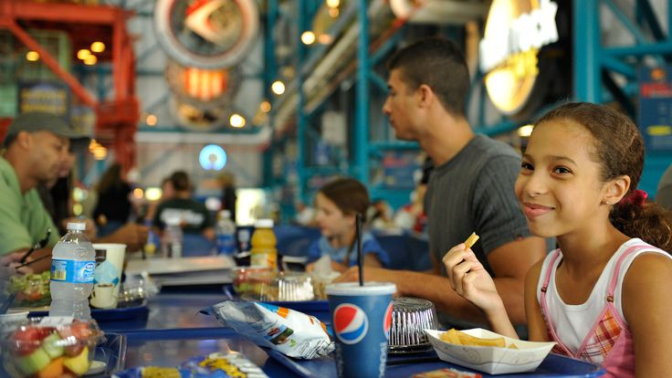 Restaurants & Dining Options | Kennedy Space Center