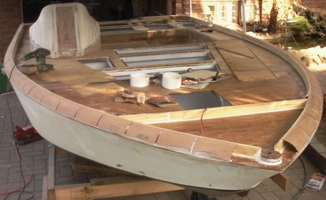 Building a Bass Boat - The DIY Forum - General Angling ...