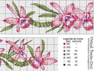 Sandrinha Ponto Cruz: Orquídea