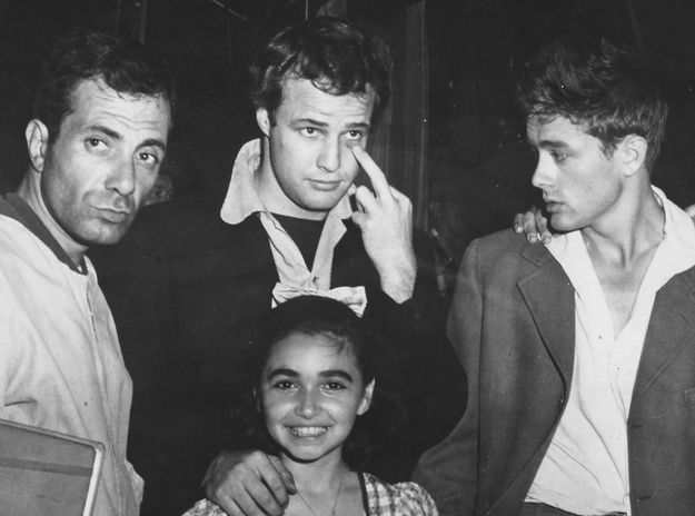 Marlon Brando was his idol.   16 Things You Might Not Know About James Dean