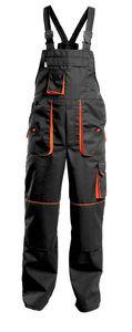 Pracovní pánské kalhoty s laclem MECHANIC
